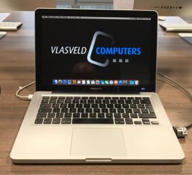 Apple MacBook Pro 13 Inch 2,5Ghz i5 16G 500Gb SSD 2013