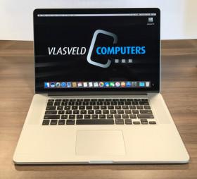 Apple MacBook Pro 15 Inch 2,5Ghz i7 16Gb 512Gb SSD 2015