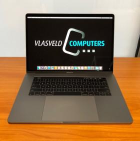 Apple MacBook Pro 15 Inch TouchBar 2,2Ghz i7 16Gb 256Gb 2018 Apple Care 2021