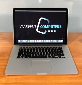 Apple MacBook Pro 15 Inch Retina 2,5Ghz i7 16Gb 512Gb SSD 2018