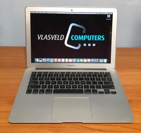 Apple Macbook Air 13 Inch 1,8Ghz i5 4Gb 256Gb SSD 2013 Garantie