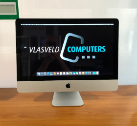 Apple iMac 21,5 Inch 2,5Ghz i5 16Gb 250Gb SSD 2012